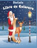 Natale Libro da Colorare