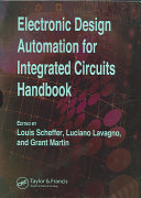 Electronic Design Automation for Integrated Circuits Handbook   2 Volume Set Book
