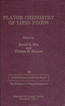Flavor Chemistry of Lipid Foods