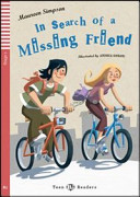 In Search of a Missing Friends. Con Espansione Online. Con CD Audio