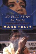 No Full Stops in India Pdf/ePub eBook