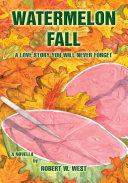 Pdf Watermelon Fall