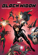 Black Widow Poster Book Book