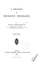 A Treatise of Dogmatic Theology Book