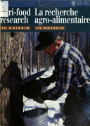 Agri food Research in Ontario