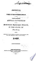 Journal of the Proceedings of the     Annual Convention