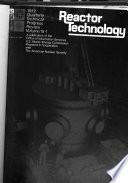 Reactor Technology