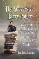 The Subversive Harry Potter Pdf/ePub eBook
