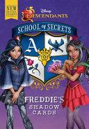 Disney Descendants: School of Secrets Freddie's Shadow Cards