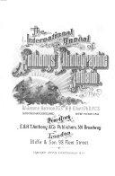 The International Annual of Anthony s Photographic Bulletin