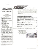 Tennessee Farm and Home Science