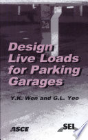 Design Live Loads For Parking Garages Book PDF