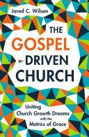 The Gospel-Driven Church Pdf/ePub eBook