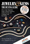 Jewelry Gems The Buying Guide
