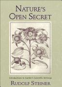Nature's Open Secret
