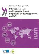 Pdf Les voies de développement Interactions entre politiques publiques, migrations et développement en Haïti Telecharger