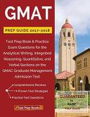 GMAT Prep Guide 2017 2018