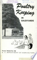 Poultry Keeping In Back Yards Book PDF