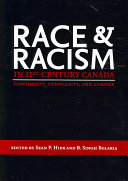 Race and Racism in 21st century Canada Book