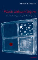Words Without Objects
