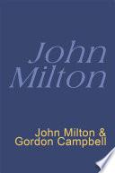 Milton  Everyman s Poetry