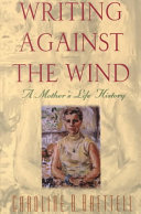 Writing Against the Wind ebook