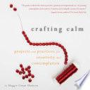 Crafting Calm Book PDF