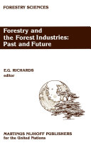 Pdf Forestry and the Forest Industries: Past and Future Telecharger