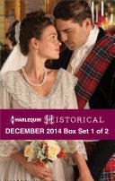 Harlequin Historical December 2014 - Box Set 1 of 2