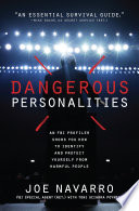 Dangerous Personalities Book