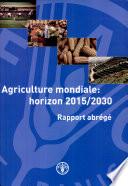 Agriculture Mondiale, Horizon 2015/2030