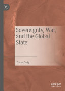 Pdf Sovereignty, War, and the Global State
