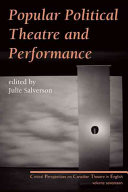 Popular Political Theatre and Performance