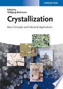 Crystallization Book