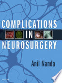 Complications in Neurosurgery E Book Book