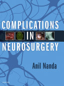 Complications in Neurosurgery E Book