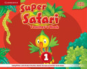 Super Safari Level 1 Teacher s Book