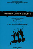 Profiles in Cultural Evolution