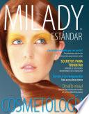 Spanish Translated Milady Standard Cosmetology 2012 Book