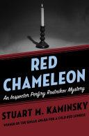 Red Chameleon Pdf/ePub eBook