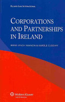 Corporations and Partnerships in Ireland