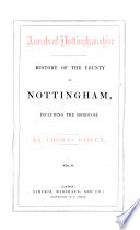Annals of Nottinghamshire