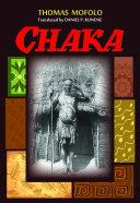 Chaka Pdf/ePub eBook