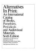 Alternatives in Print