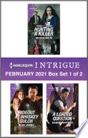 Harlequin Intrigue February 2021   Box Set 1 of 2