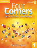 Four Corners Level 1 Teacher s Edition with Assessment Audio CD CD ROM