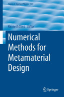 Numerical Methods for Metamaterial Design [Pdf/ePub] eBook