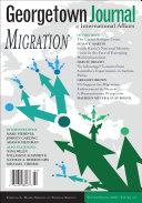 Georgetown Journal of International Affairs  Winter Spring 2016