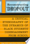 Reconstructing  Drop Out