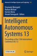 Intelligent Autonomous Systems 13 Pdf